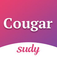 Sudy Cougar - Sugar Momma Dating App logo