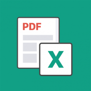 Alto PDF to Excel converter logo