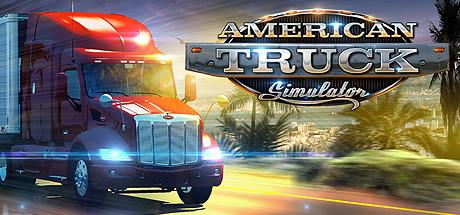 American Truck Simulator logo