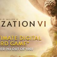 Sid Meier's Civilization® VI logo