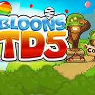 Bloons TD 5 logo