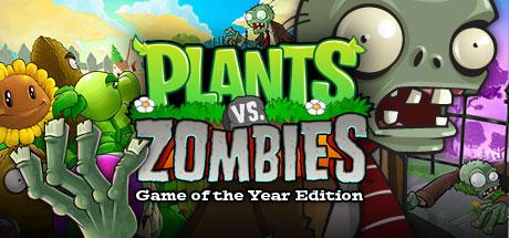 Plants vs. Zombies GOTY Edition logo