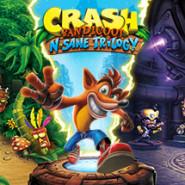 Crash Bandicoot™ N. Sane Trilogy logo