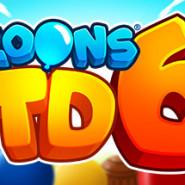 Bloons TD 6 logo