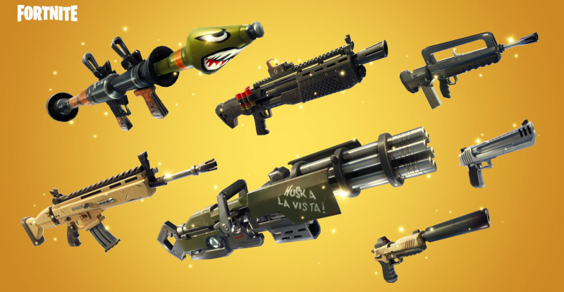 Fortnite Weapons - What You Should Know